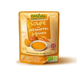 Sopa de Calabaza y Quinoa 50 Gr