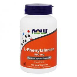 L-Phenylalanina 120 Cap
