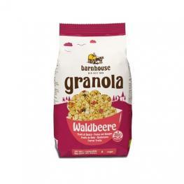 Granola Frutos del Bosque  375 Gr