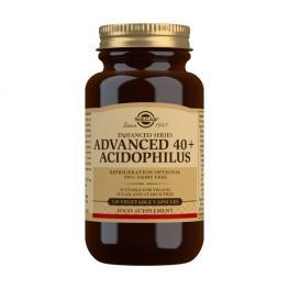 Advanced 40+ Acidophilus 120 Cap Solgar