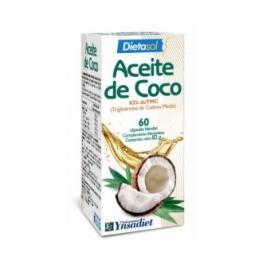 Aceite de Coco 60 Cap