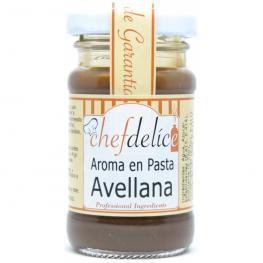 Aroma En Pasta Avellana 50 Gr
