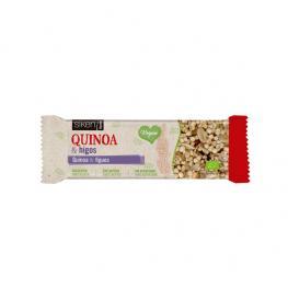 Barritas de Quinoa y Higos Vegan 40 Gr