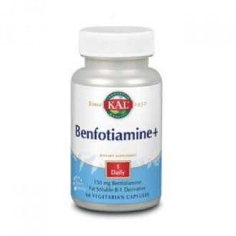 Benfotiamine Plus