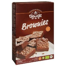 Brownies Sin Gluten 400 Gr
