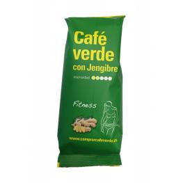 Café Verde Con Jengibre 100 Gr