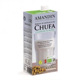 Bebida de Chufa Con Jarabe de Agave 1L