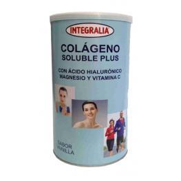 Colágeno Soluble Plus Sabor Vainilla 400 Gr Integralia