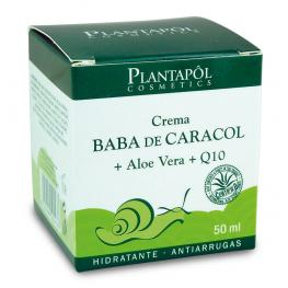 Crema Baba Caracol + Aloe Vera + Q10 50 Ml