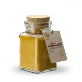Curcuma Con Pimienta Negra Eco Gourmet Cristal 90 Gr
