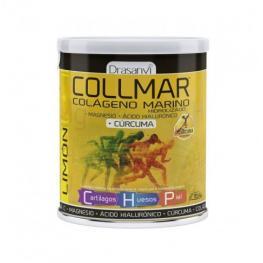 Collmar Magnesio Con Cúrcuma Sabor Limón 300 Gr