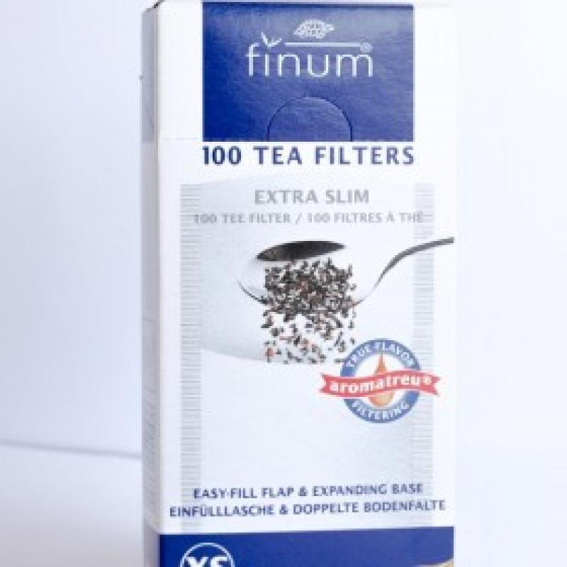 100 Tea Filters Xs
