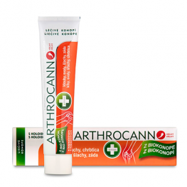 Arthrocann Gel Efecto Calor 75 Ml