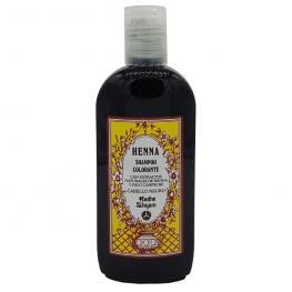 Champú Henna Colorante Negro 250 Ml