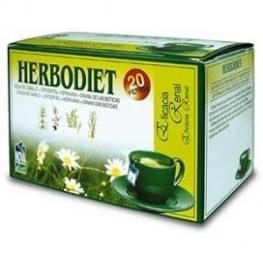 Herbodiet Eficacia Renal 20 Filtros