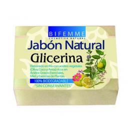 Jabón Natural Glicerina 100 Gr Ynsadiet