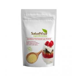 Levadura Nutricional Con Vit. B12 125 Gr