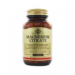 Citrato de Magnesio 60 Cap
