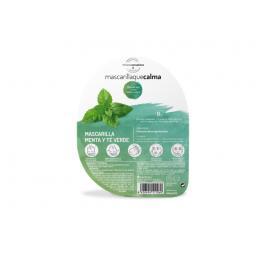 Mascarilla Que Calma Menta y Te Verde Bio Eco