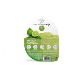 Mascarilla Que Relaja Bergamota Con Vitamina C Bio Eco
