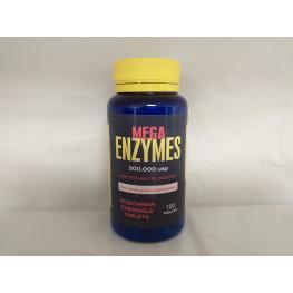 Mega Enzymes 100 Comp