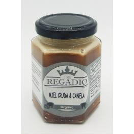 Miel Cruda y Canela Organic 250 Gr