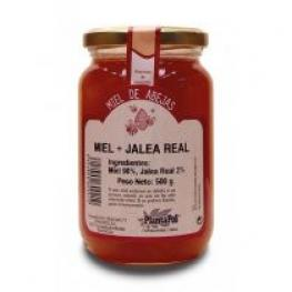 Miel + Jalea Real 500 Gr