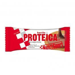 Barrita Proteica Sabor Vainilla & Cookies 46 Gr