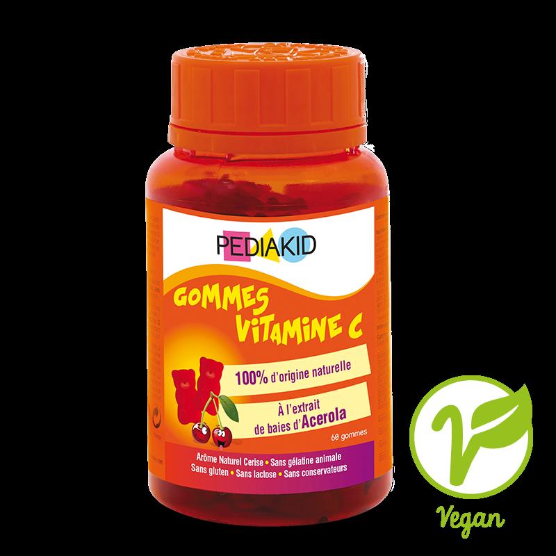 Gominolas Vitamina C 60 Gominolas