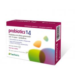 Probiotics14 30 Cápsulas Herbora