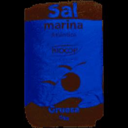 Sal Marina Atlántica Gruesa 1 Kg Biocop