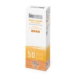 Spray Solar Niños Spf50-Bioregena-90Ml.