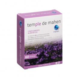 Mahen Temple de Mahen 60 Cápsulas
