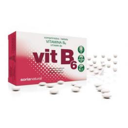 Vitamina B6 48 Comp