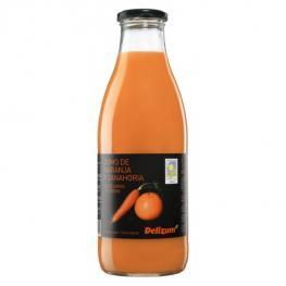 Zumo Zanahoria Con Naranja Bio 1L