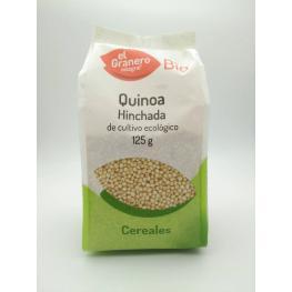 Quinoa Hinchada Eco 125Gr