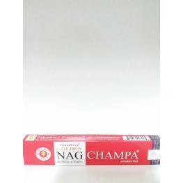 Nag Champa Agarbathi Rojo