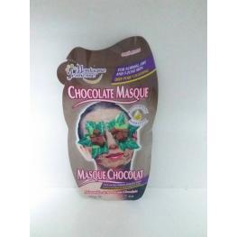 Mascarilla Barro Chocolate