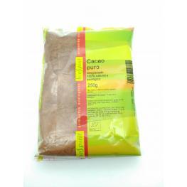 Cacao Puro Desgrasado 250 Gr