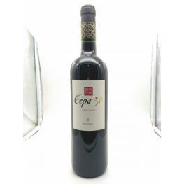 Vino Pontos Cepa 50 (Monastrell Ecológico) 750 Ml
