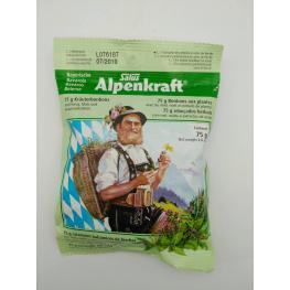 Alpenkraft Caramelos  75 Gr
