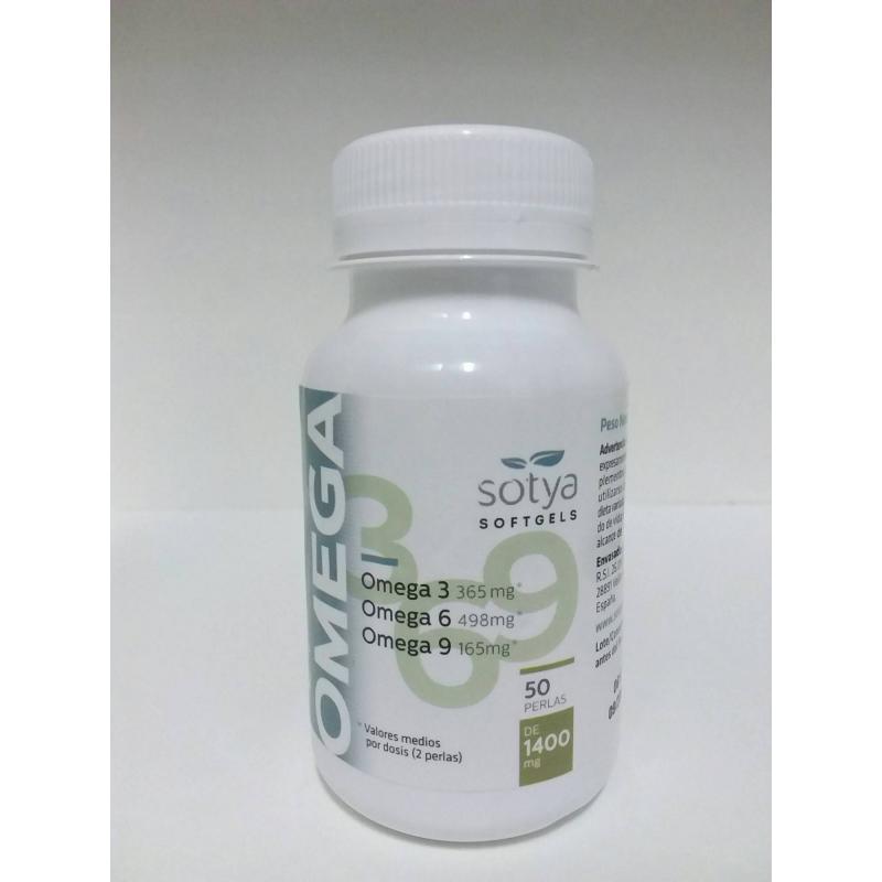 Omega 3.6.9 50 Cap