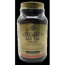 Vitamina e 400 Iu 50 Per aceite