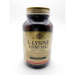L-Lysine 1000 Mg 50 Tab