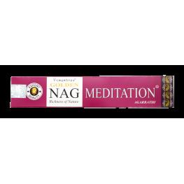 Incienso Nag Meditacion 15 Gr