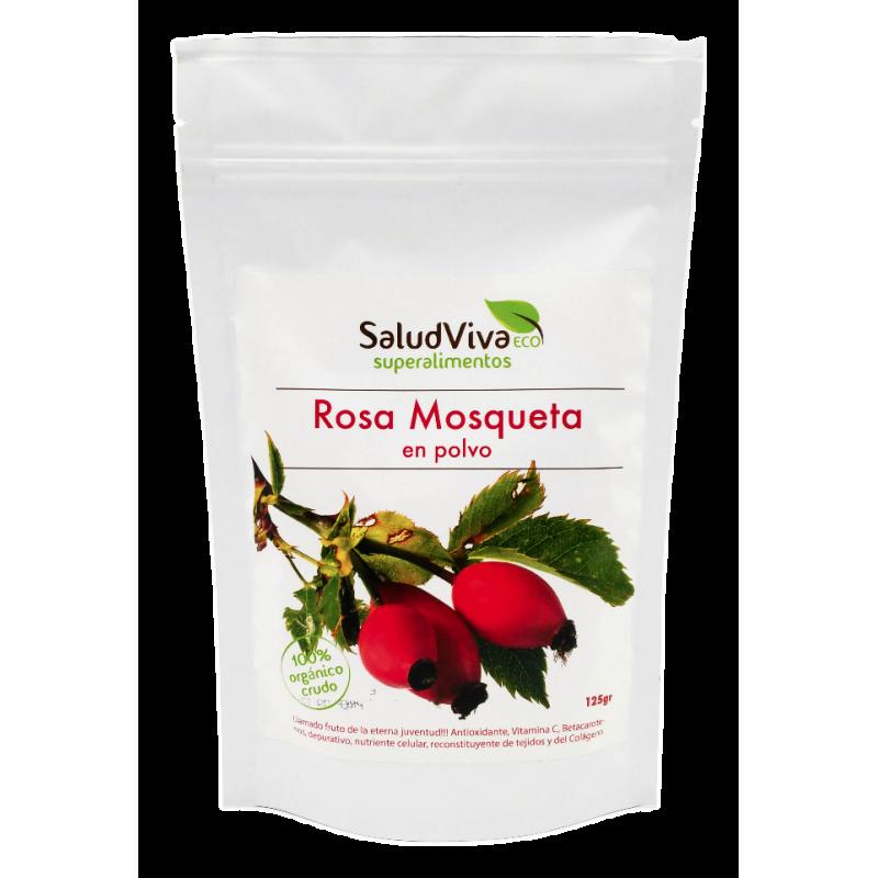 Rosa Mosqueta En Polvo 125 Gr