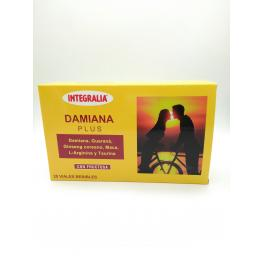 Damiana Plus 20 Viales