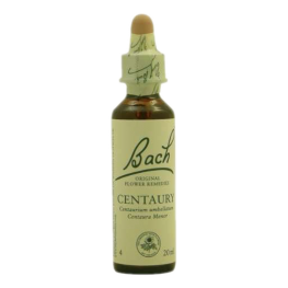 Bach Centaury (Cenaturea) 20 Ml