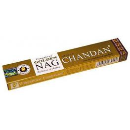 Incienso Nag Champa Golden Masala 15 Gr