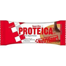 Barrita Proteica Sabor Frutos Rojos 46 Gr